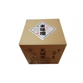 米味噌 箱5kg