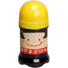 卵の美味しさを引き出す醤油。