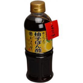 柚子ぽん酢 500ml