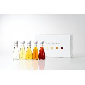 香りのグラデーション Sesame Seed Oil