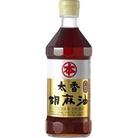 太香胡麻油 濃口450gビン