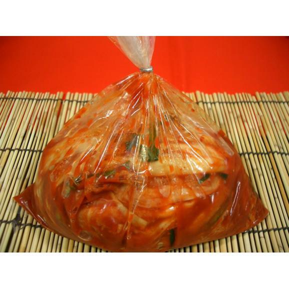 ちまたで噂の絶品味 【神戸キムチ】白菜キムチ約1kg02