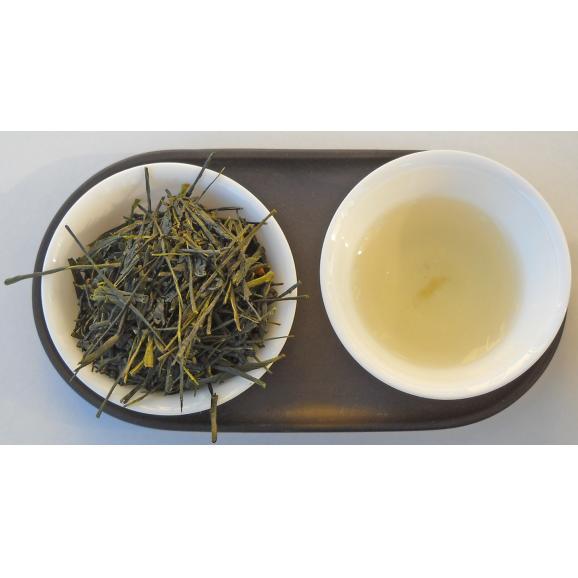 熟成萎凋煎茶 かほり04