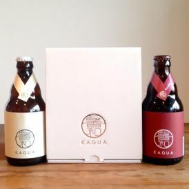「馨和 KAGUA」Blanc & Rouge 2本セット 330ml × 2本