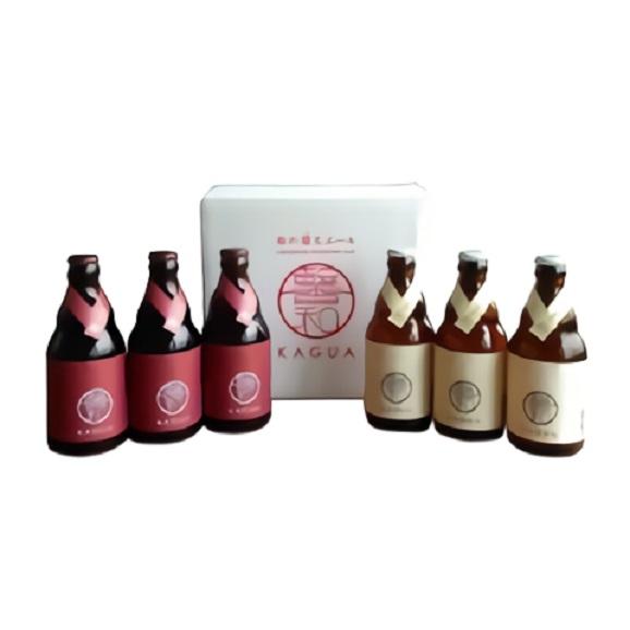 「馨和 KAGUA」Blanc & Rouge 6本セット 330ml × 6本02