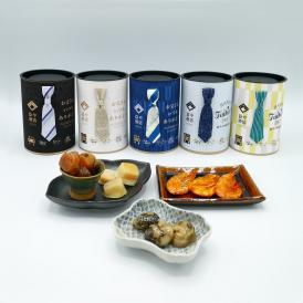 父の日の酒肴 詰め合わせ |  北海つぶ貝・焼き甘えび・やわらか味付けたこ・焼き帆立貝