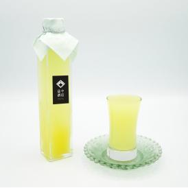 日本酒リキュール「五紋神蔵 ・蜜號」京ゆず無濾過