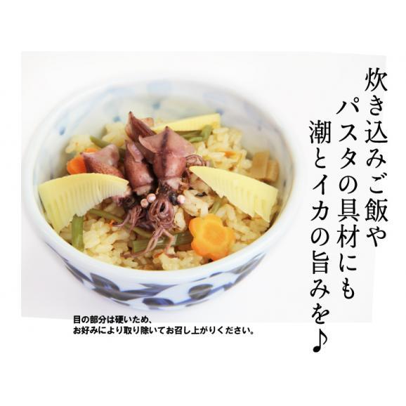 日本海産ほたるいか丸ごと煮干し200g×1袋 生換算1.8kg相当をギュッと濃縮、メガ盛り約180匹前後!【ホタルイカ/蛍烏賊/肴/干物/メール便/送料無料/ますよね】05
