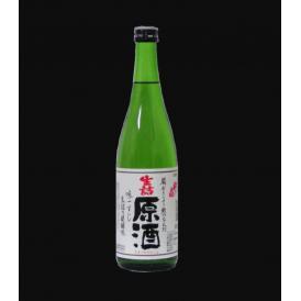 松の花 本醸造 生詰原酒 720ml