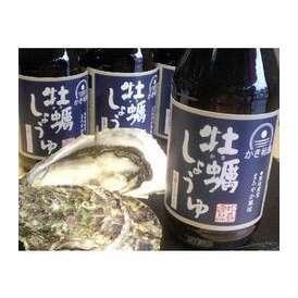 かき松島 牡蠣しょうゆ 400ml