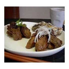 かき松島こうはオリジナルかきの甘煮100g<元旦テレビ対決を制した原動力が、この甘煮です>