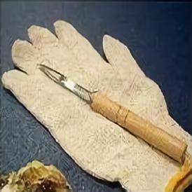 オイスターナイフ(カキナイフ)&軍手のセット