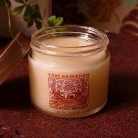 幻の白いはちみつ Rare Hawaiian Organic White Honey 3oz