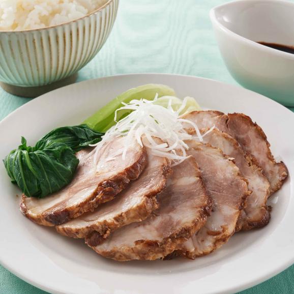 【おうちごはん応援キャンペーン】 焼豚3種類おまかせセット【900g】02