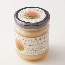 ハワイ島大自然のままの香りと味わいは 全て本物!新鮮なオーガニック天然純粋 生蜂蜜100%!