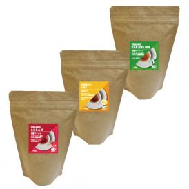 紅茶 3種類から選べる 有機ウバ・ アッサム・ダージリン200g