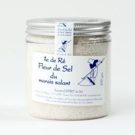 フルール・ド・セル(レ島の塩の花)200g POT