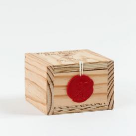 フルール・ド・セル(レ島の塩の花)100g 木箱入り