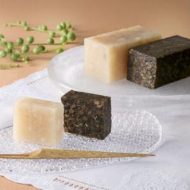 こだわり豆で作ったオリジナル「洋羹(ようかん)」