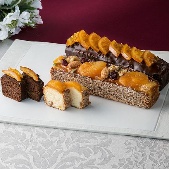 パウンドケーキ2本セット01
