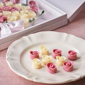 可憐な花束を模した「ブーケ・ミニヨン」。