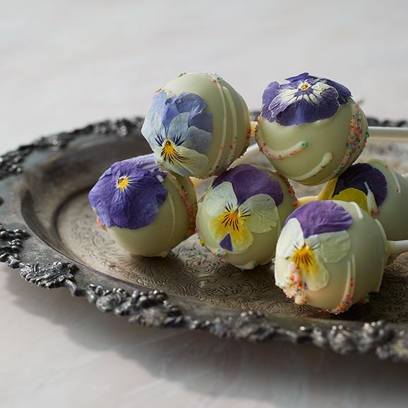 ポップケーキ お花ブーケ01
