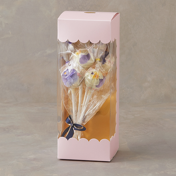 ポップケーキ お花ブーケ03