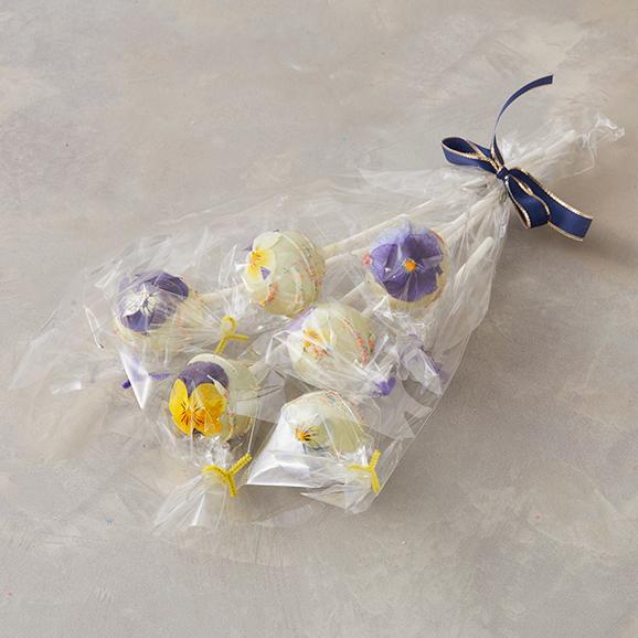 ポップケーキ お花ブーケ04