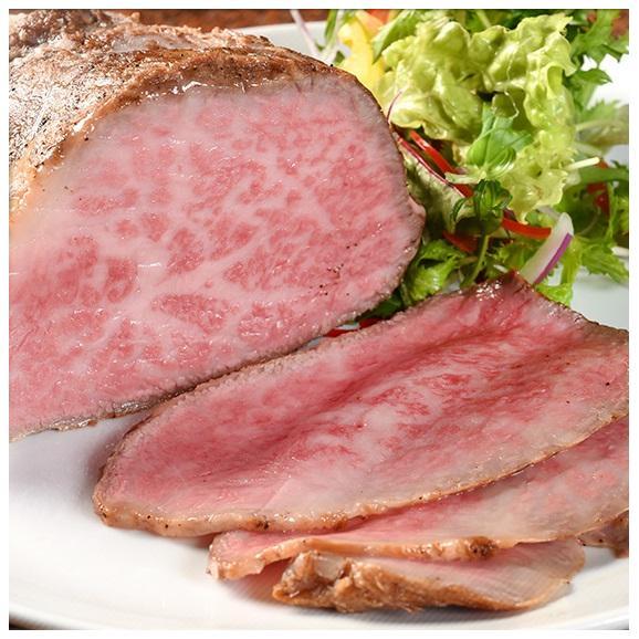 和牛もも肉ローストビーフ01
