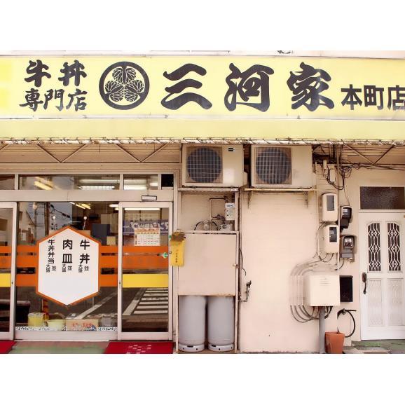 牛丼専門店 三河家監修 冷凍牛丼の具(大)170g×10パック05