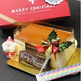 【限定50個】ミラノプリン X'masCake クリスマスケーキ