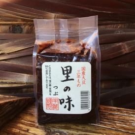 豆味噌 里の味 つぶ