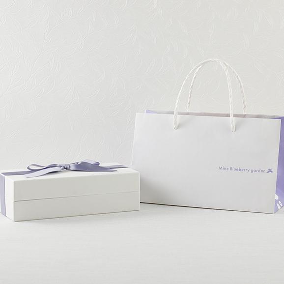 美祢の雫 特選ブルーベリージャム02