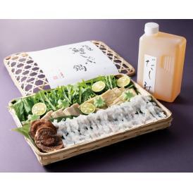 京都の夏の風物詩でもある「鱧」と野菜をみのきち自慢の出汁でサッパリといただけます。