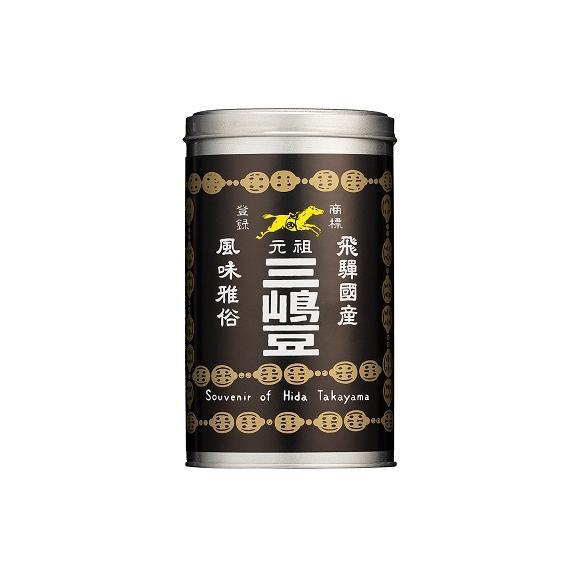 三嶋豆レトロ缶 大【220g】03