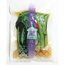 野沢菜「蔵」造り(小)