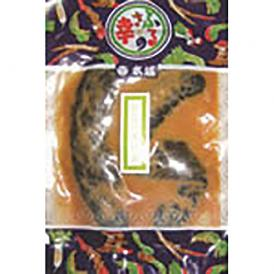 昔ながらの製法で漬け込みました。松本平産胡瓜の味噌漬です。