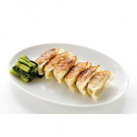 キャベツ・長ねぎ・豚肉に水城の野沢菜を入れ、ゴマ油・オイスターソース・醤油等で味付けをしました。