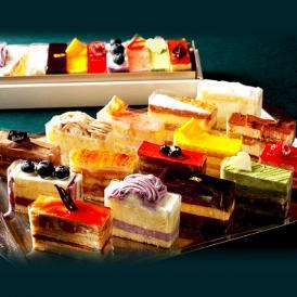 モナムールがおススメするケーキ10種の詰め合わせ♪見た目もキュートで贈り物にも最適!