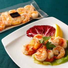 【単品:イタリアンメニュー★オードブル】海老のオリーブ油焼き