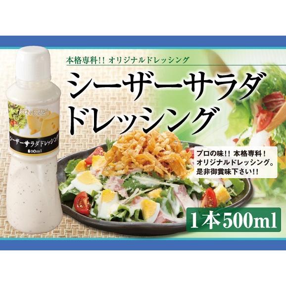 シーザーサラダドレッシング(常温・1本/500ml)01