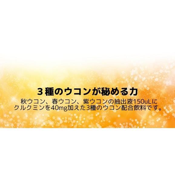 【送料無料】明日もシャキっと! 飲む前に ウコンファイン(常温・100ml/50本)04