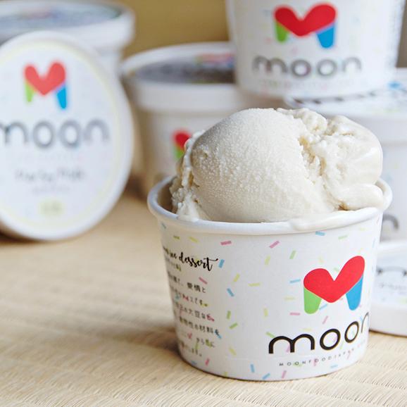ムーン豆乳アイスクリーム詰合せセット01
