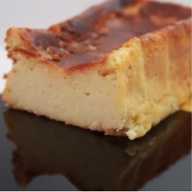 ロックフォールのチーズケーキ