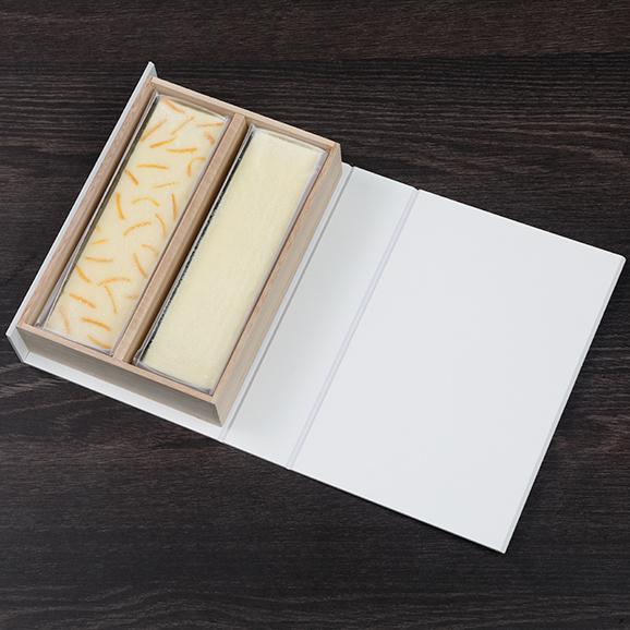 チーズケーキ2種桐箱セット04