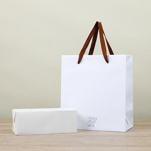 茶葉ショコラ桐箱セット02