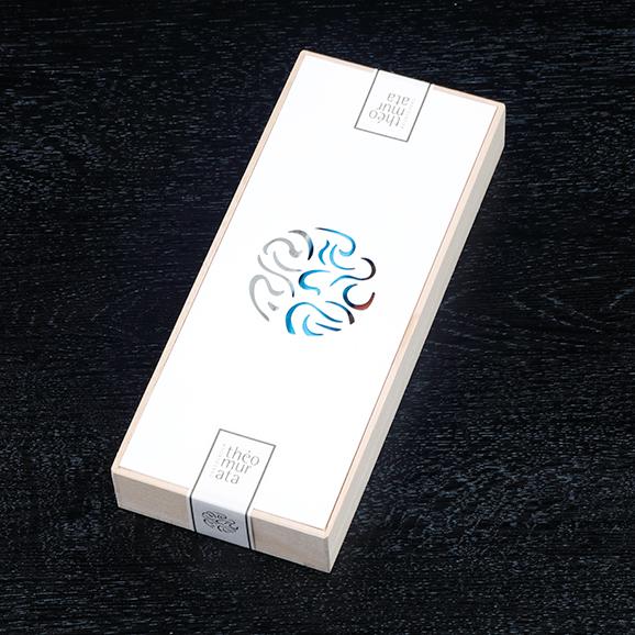 ビーンズショコラ桐箱セット【暁】03