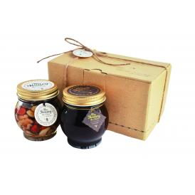 ナッツと蜂蜜の栄養が一度に摂れるマイハニー!ミネラル豊富なナッツは美容の面でも注目されている食材です