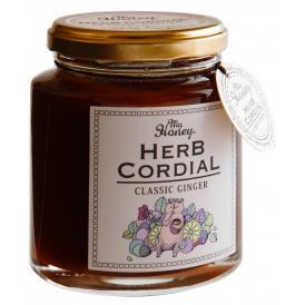 蜂蜜とハーブが薫るリラックスドリンク、ハーブコーディアル☆ついに完成!