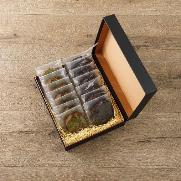 【母の日早割り10%off】※1日10個限定販売 抹茶カシューナッツケーキ・ココアくるみケーキ04